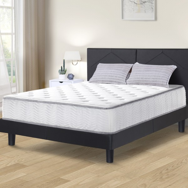 Olee Sleep 10 Inch Tight Top Spring Mattress