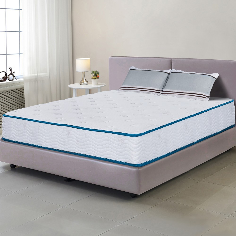 Olee Sleep 10 Inch Skyline Gel Infused Memory Foam Innerspring Mattress